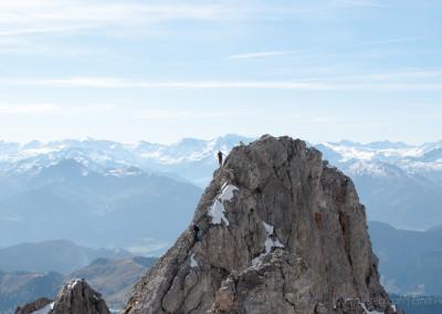 Königsjodler, Hochkönig (2941 m), Berchtesgadener Alpen
